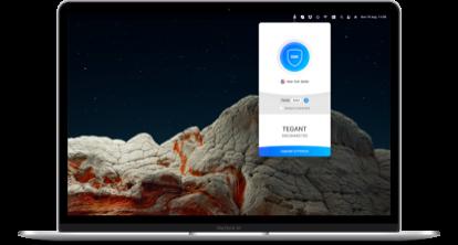 Tegant VPN on Mac
